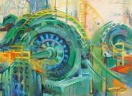 TURBINE POWER (Faraday Power Plant)