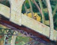 BRIDGE SEGMENT (w/Peregrine Falcon )